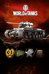World of Tanks Console- Captured KV-1 Elite « Status Report