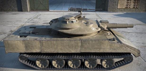 XM551 LT