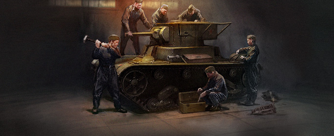 World of Tanks Support « Status Report