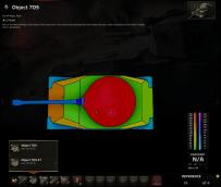 Turret top stock turret