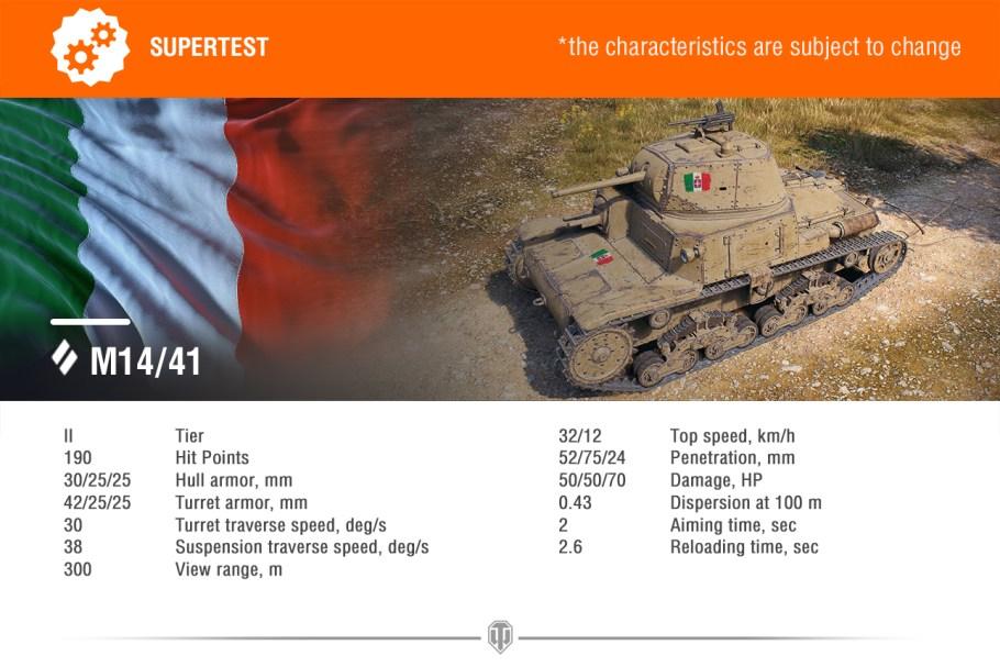 M14 41