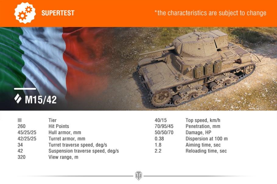 M15 42