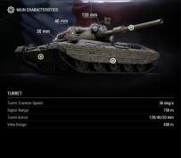 Progeto M40 Mod. 65 GTurret
