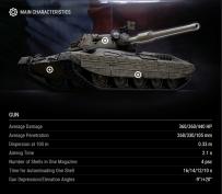 Progeto M40 Mod. 65 Gun