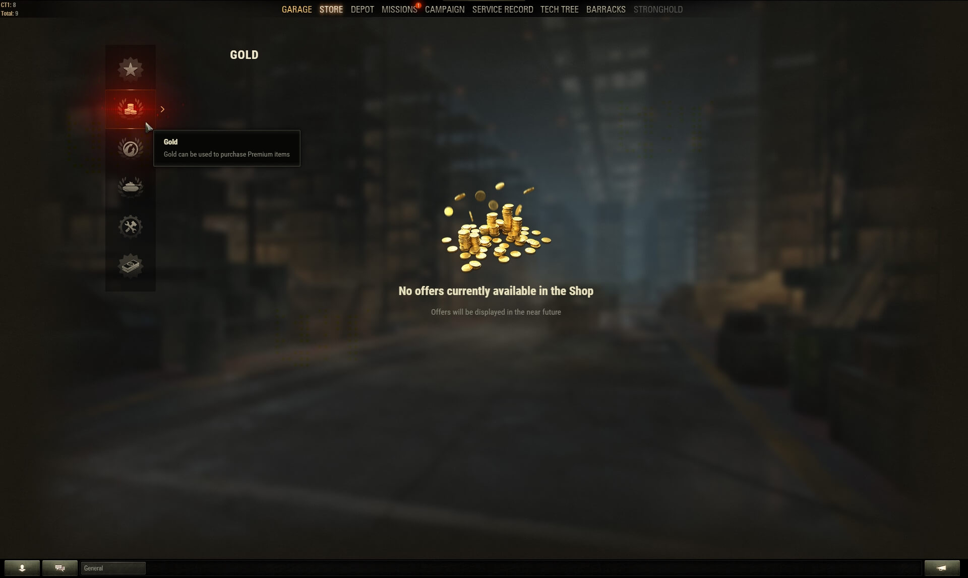 New Test Server is live  « Status Report