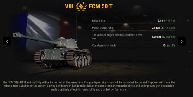 fcm 50t