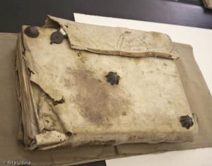 Manuscrito medieval Alcobaça