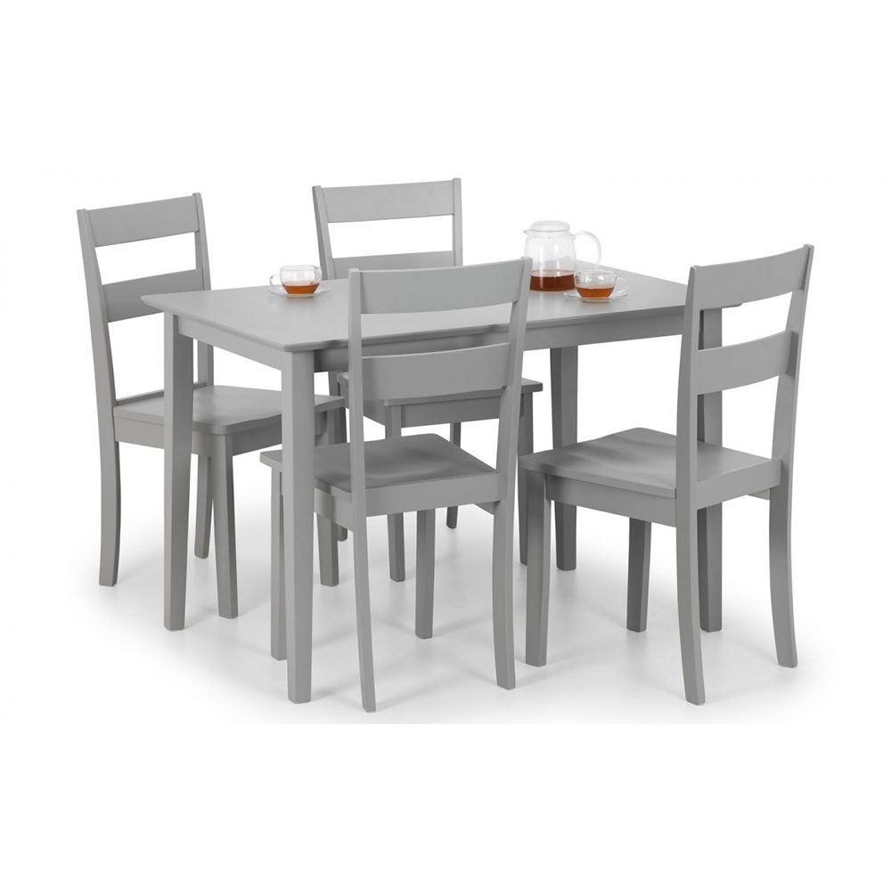 Black Dining Room Table And Chairs Kobi Dining Set