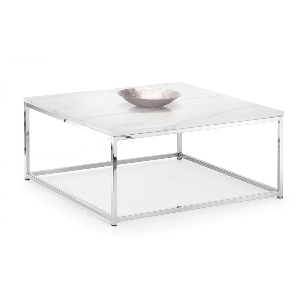 scala coffee table white