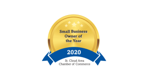 ritesoft saint cloud minnesota chamber small business of the year