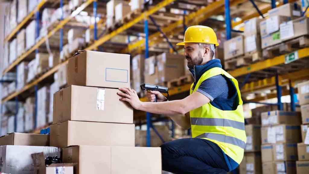 Use simple barcode scans to automate your inventory transactions with riteSCAN 8