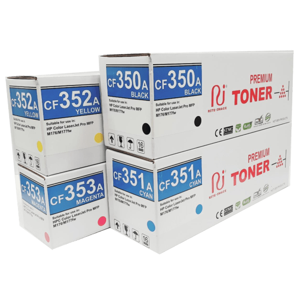 HP premium 130A compatible toner cartridge