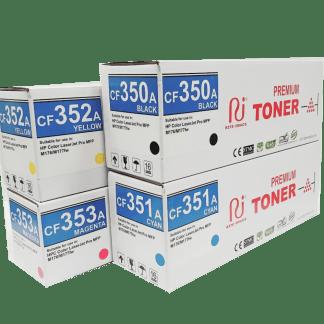 HP premium 130A compatible toner cartridge
