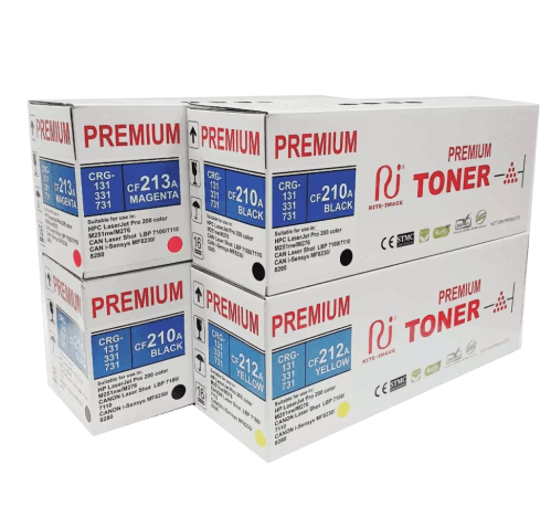 HP 131A compatible toner cartridge