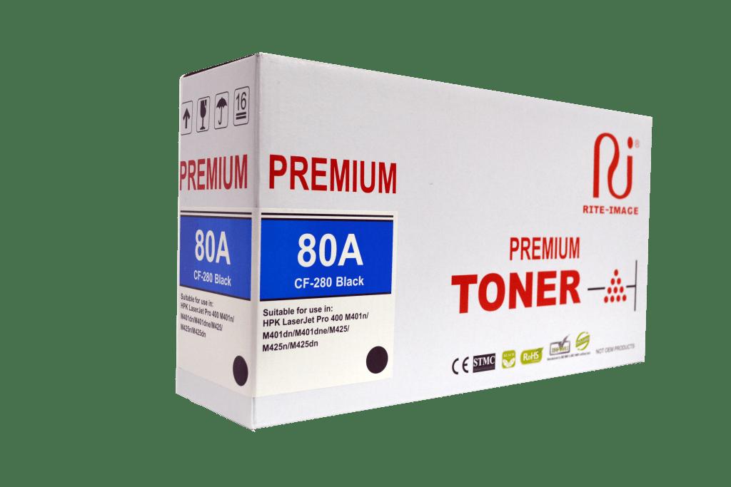 Rite Image Hp Cf280A Compatible Toner Cartridge