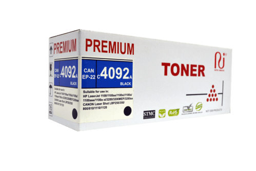 Rite Image 92A - C4092A Hp Premium Compatible Toner Cartridge