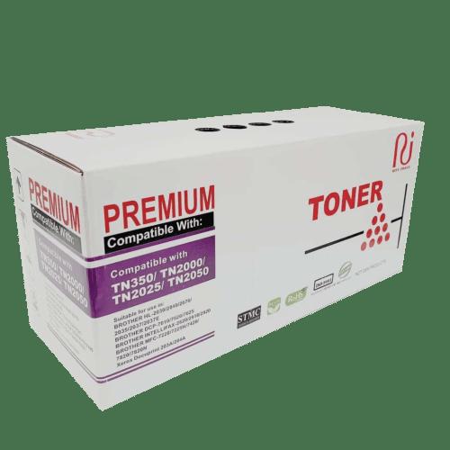 Brother premium TN350 compatible toner cartridge