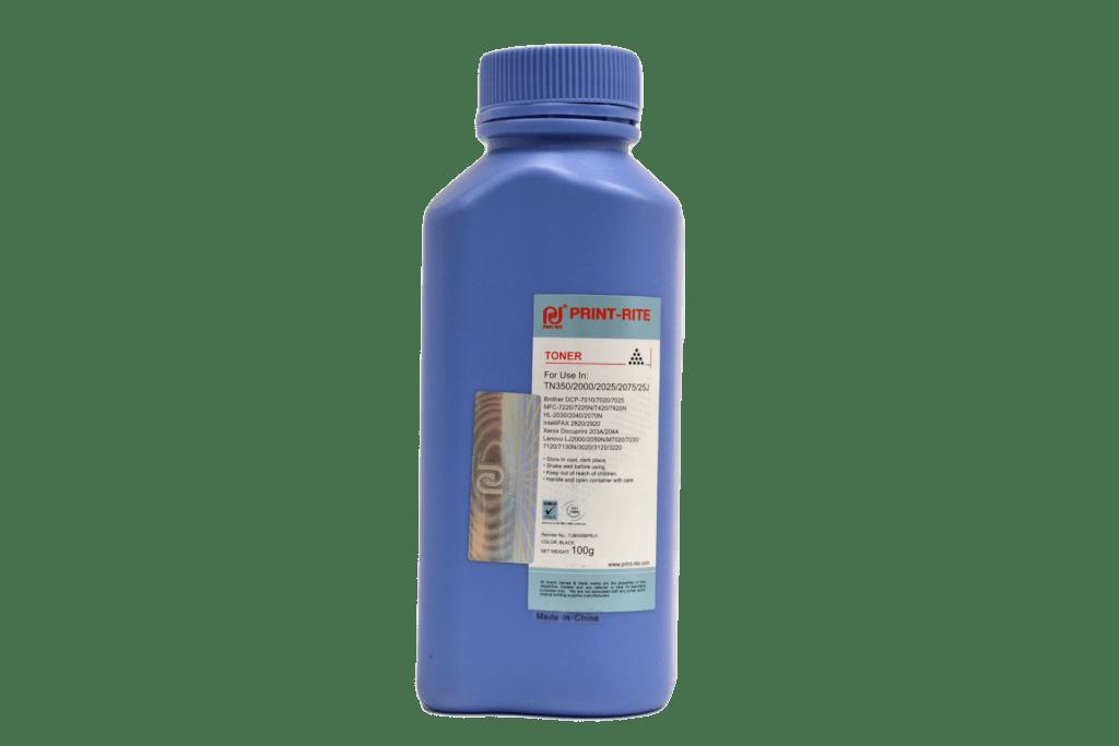 Print-Rite Brother 100 Gram Refill Toner Powder