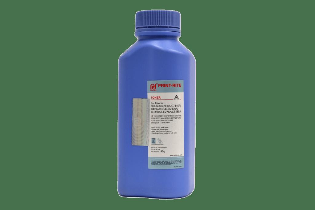 Print-Rite Hp 140 Gram Refill Toner Powder