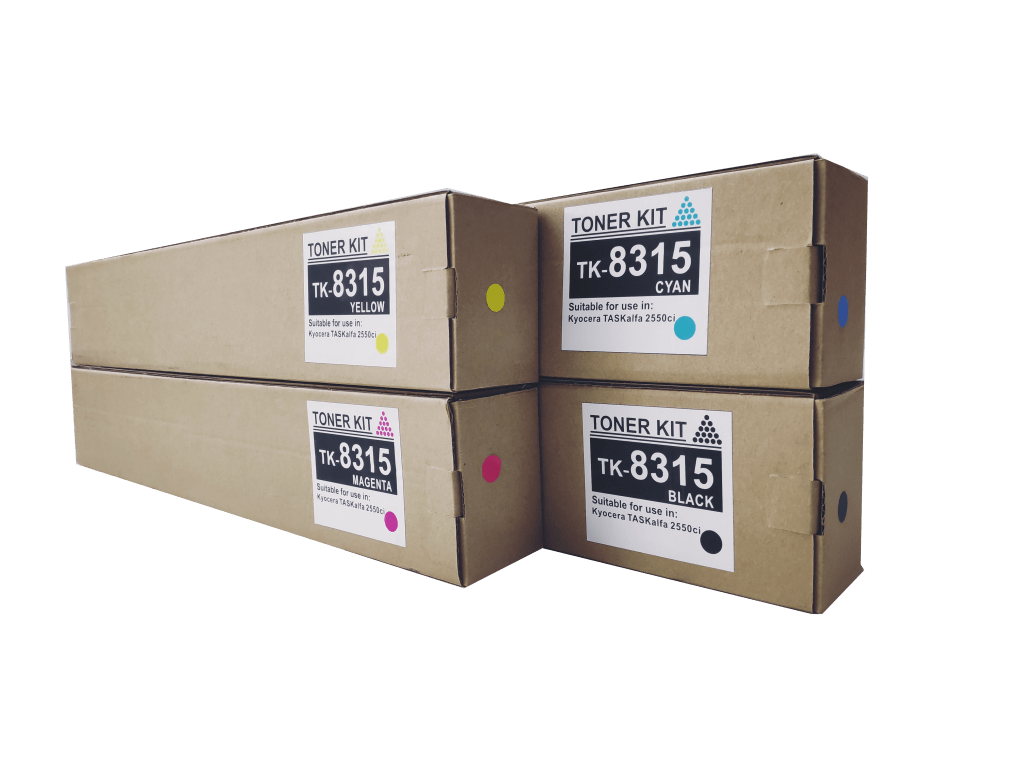 Kyocera mita TK 8315 compatible toner cartridge