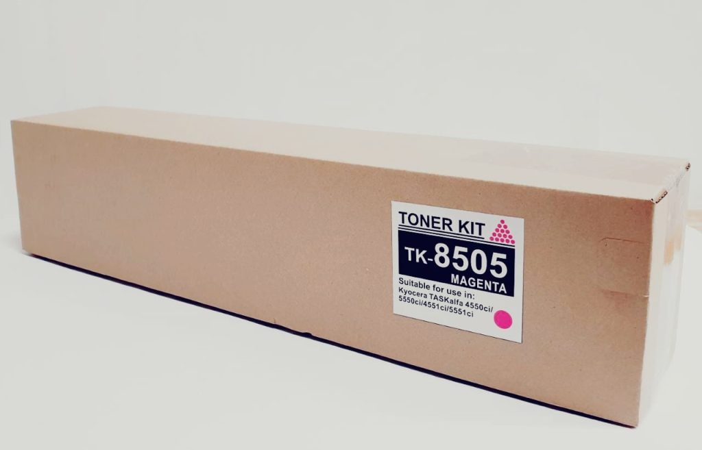 Kyocera Mita TK8505 Compatible Toner Cartridge