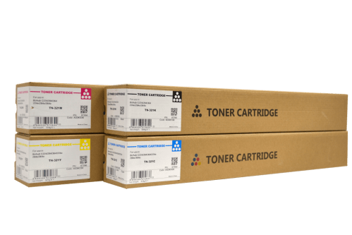 CET Konica Minolta TN321 compatible toner cartridge