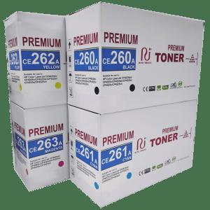 Hp premium 260A compatible toner cartridge