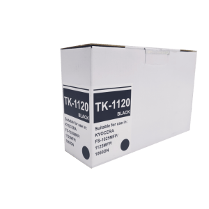 Kyocera Mita TK1120 compatible toner cartridge