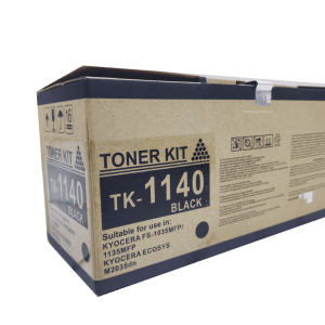 Kyocera Mita TK1140 compatible toner cartridge
