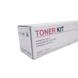 Kyocera Mita TK140 compatible toner cartridge