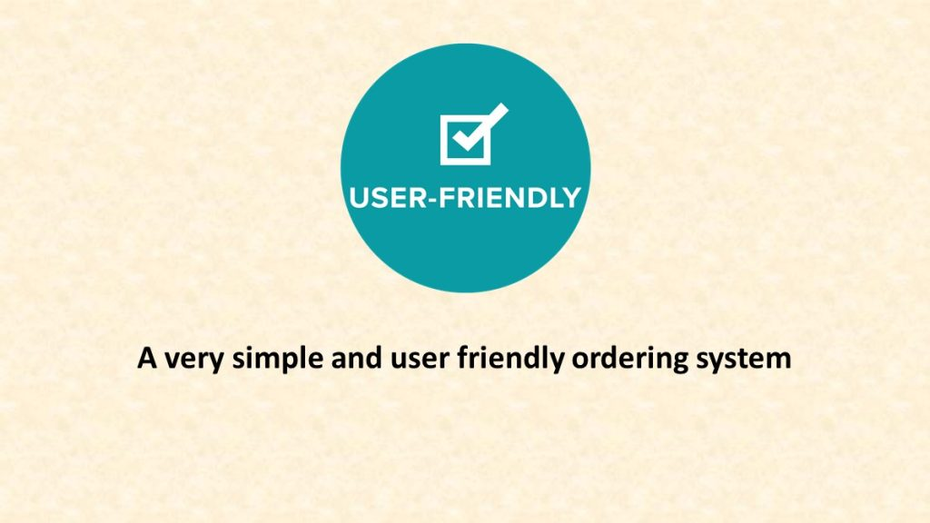 A very simple and user-friendly ordering system for toner cartridges in uae