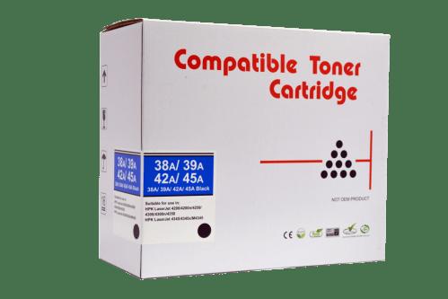 Hp q1338a/ hp q1339a/ hp q5945a/ hp q5942a premium compatible toner cartridge