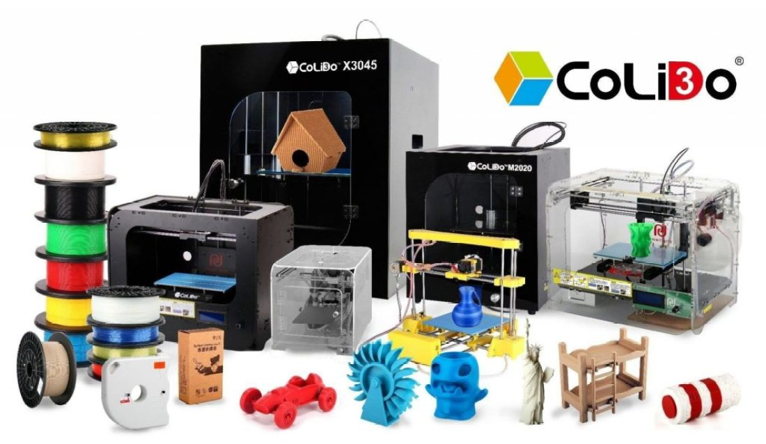 CoLiDo 3D printer in dubai
