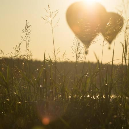 Karšto oro balionai kylantys viirš Nemuno