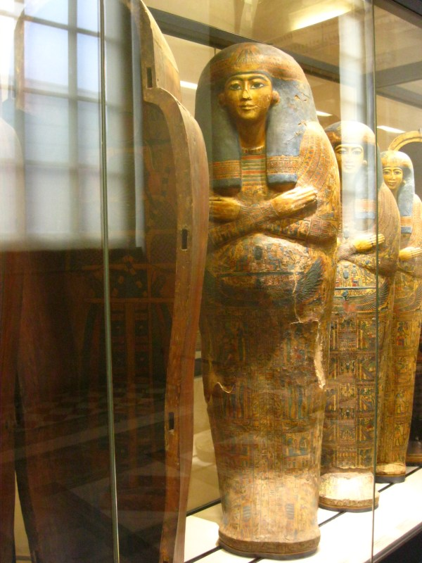Ancient Egyptian Treasures Louvre Ritournelle