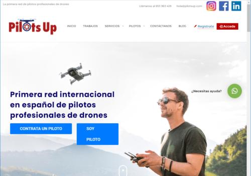 Web PilotsUp