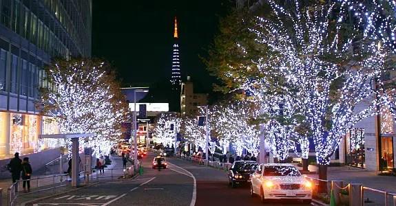 Japanese-new-year-christmas-illuminations