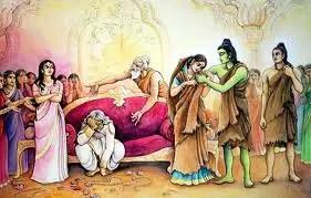 Ram laxman preparing to go to vanvaas