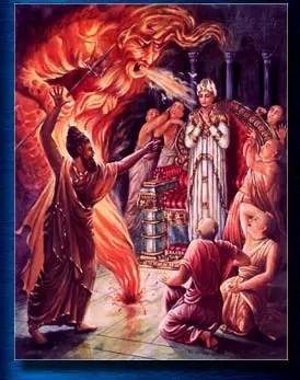 Durvasa curse to Ambarish