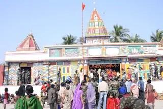 Sage Kapil ashram - Gangasagar