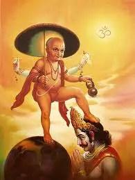 Vamana Avatara - Dashavatara