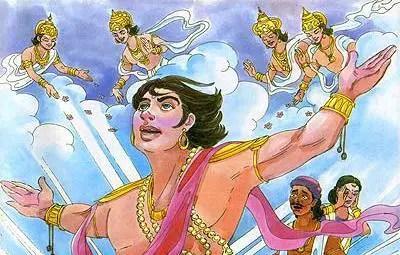 The vow which made Devvrata Bhishma