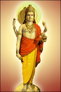 Dhanvantri bhagwan
