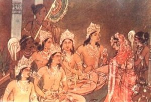 Damyanti Swayamvara