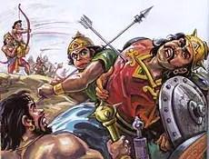 Laxmana kills Atikaya