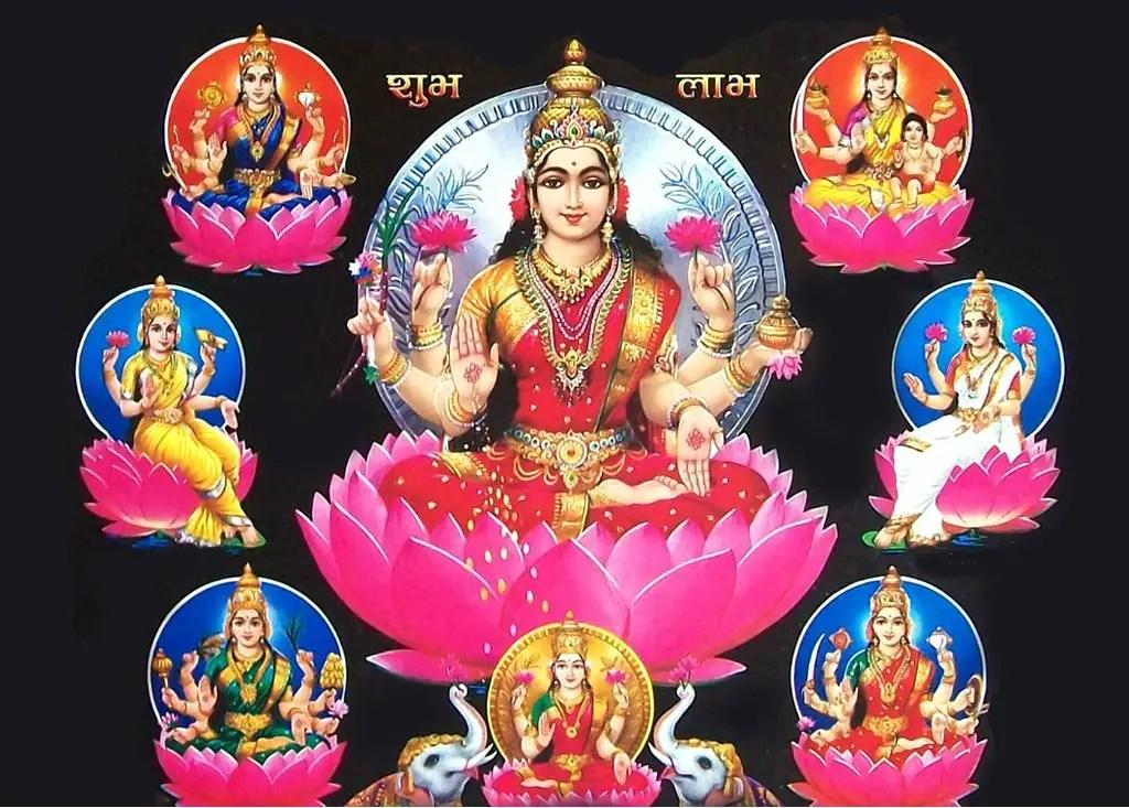 Can Hindu goddess lakshmi devi