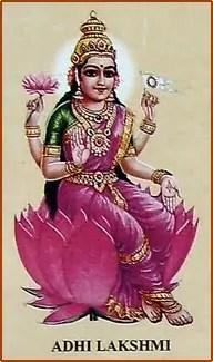 Aadi Lakshmi