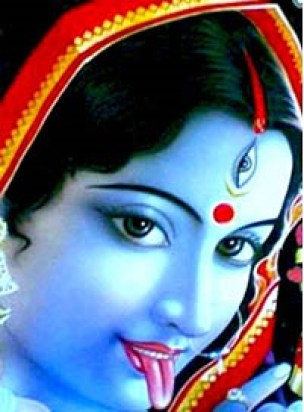 Devi Kali rgrets
