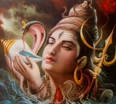 Lord Shiva is known as Neelkanth