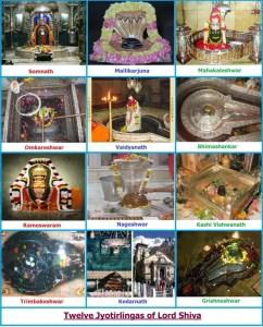 Twelve-Jyotirlinga